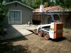 453 Bobcat Breaking Concrete