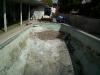 Installing Drain Rock